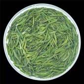 黔顶翠芽特级绿茶100*2龙罐+2021款礼盒