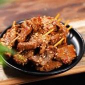 牛来香 -牙签牛肉(香辣味)