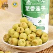 【孟老爷】葱香莲子果蔬干5袋*60g