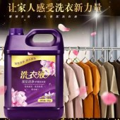 【两瓶】薰衣草香洗衣液10斤  513