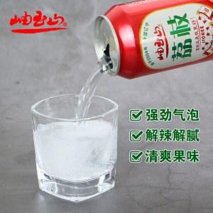 岫玉山荔枝味汽水330ml*6罐