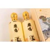 鹿鸣大宴清香型六景白酒