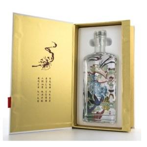鹿鸣清香型(书型)53度白酒
