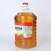 桦语 花生油5L