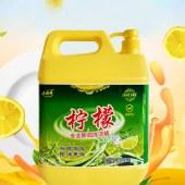 柔丽婷 柠檬洗洁精1.29kg*2