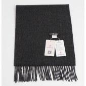 凯妍时尚羊毛素色围巾