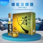 蜂收 - 蜂颂长白山42度蜂蜜发酵酒