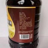 浓香菜籽油5L