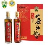 头道山茶油500ML*2瓶