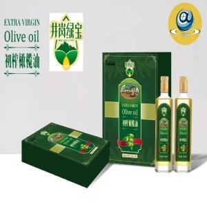 初榨橄榄油500ML*2瓶