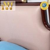 家具家居实木红木新中式现代中式全屋定制整木固装1.8简约轻奢主卧床