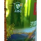 ☆浓香菜籽油【熟制压榨/5L】