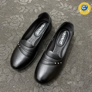 意达鸟女款婆婆鞋