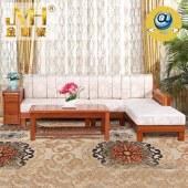 家具家居实木家具红木新中式现代中式全屋定制整木固装简约大小户型沙发组合