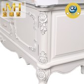 实木家具家具家居红木美式现代全屋定制整木固装欧式简约电视柜